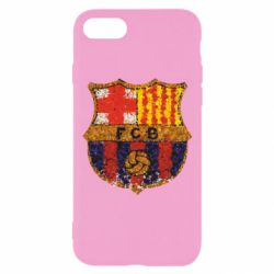 Чохол для iPhone 7 Barcelona Paint