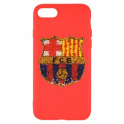 Чохол для iPhone 8 Barcelona Paint