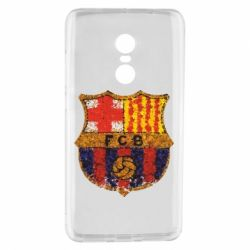 Чохол для Xiaomi Redmi Note 4 Barcelona Paint