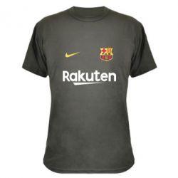 Камуфляжная футболка Barcelona Racuten
