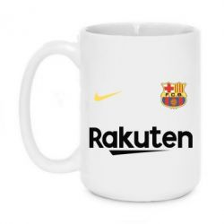 Кружка 420ml Barcelona Racuten