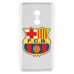 Чохол для Xiaomi Redmi Note 4 Barcelona