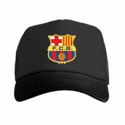 Кепка-тракер Barcelona - FatLine