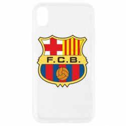 Чохол для iPhone XR Barcelona