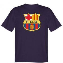 Мужская футболка Barcelona - FatLine