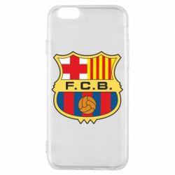 Чохол для iPhone 6/6S Barcelona