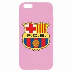 Чохол для iPhone 6 Plus/6S Plus Barcelona