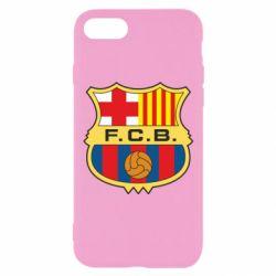 Чохол для iPhone 7 Barcelona