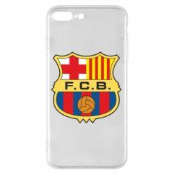 Чохол для iPhone 8 Plus Barcelona