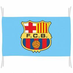 Прапор Barcelona