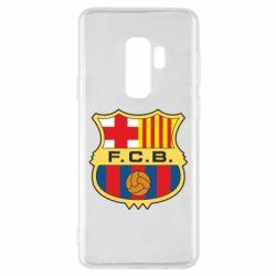 Чохол для Samsung S9+ Barcelona