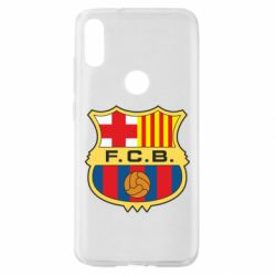 Чохол для Xiaomi Mi Play Barcelona