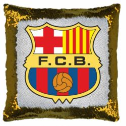 Подушка-хамелеон Barcelona