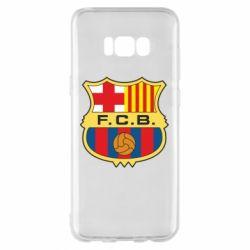 Чохол для Samsung S8+ Barcelona