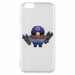 Чехол для iPhone 6/6S Дэррил Brawl Stars