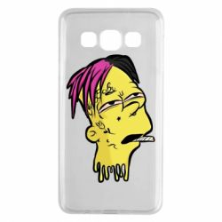 Чехол для Samsung A3 2015 Bart as Lil Peep