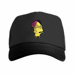 Кепка-тракер Bart as Lil Peep