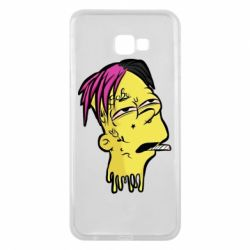 Чехол для Samsung J4 Plus 2018 Bart as Lil Peep