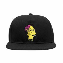 Снепбек Bart as Lil Peep