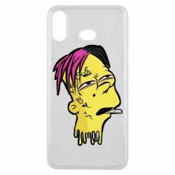 Чехол для Samsung A6s Bart as Lil Peep