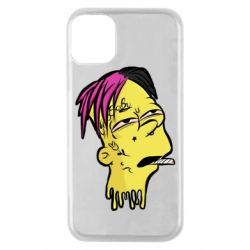 Чехол для iPhone 11 Pro Bart as Lil Peep