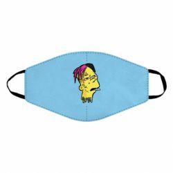 Маска для лица Bart as Lil Peep