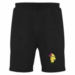 Мужские шорты Bart as Lil Peep