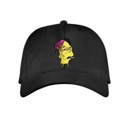 Детская кепка Bart as Lil Peep