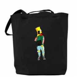 Сумка Bart Simpson fashionable