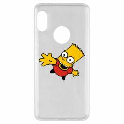 Чохол для Xiaomi Redmi Note 5 Барт Симпсон