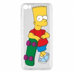 Чехол для Xiaomi Xiaomi Mi5/Mi5 Pro Bart Simpson - FatLine