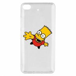 Чехол для Xiaomi Mi 5s Барт Симпсон