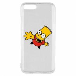 Чехол для Xiaomi Mi6 Барт Симпсон