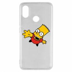 Чехол для Xiaomi Mi8 Барт Симпсон