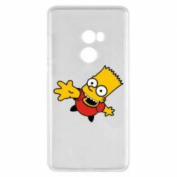 Чохол для Xiaomi Mi Mix 2 Барт Симпсон