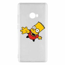 Чохол для Xiaomi Mi Note 2 Барт Симпсон