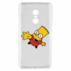 Чохол для Xiaomi Redmi Note 4 Барт Симпсон