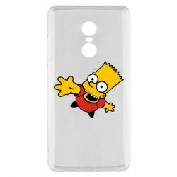 Чохол для Xiaomi Redmi Note 4x Барт Симпсон