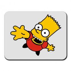 Коврик для мыши Барт Симпсон - FatLine