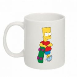 Кружка 320ml Bart Simpson
