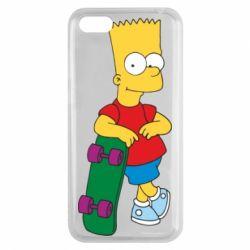 Чехол для Huawei Y5 2018 Bart Simpson - FatLine