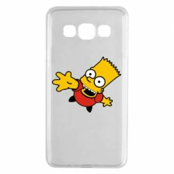 Чехол для Samsung A3 2015 Барт Симпсон