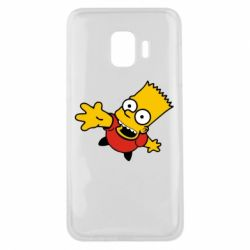 Чехол для Samsung J2 Core Барт Симпсон