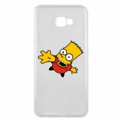 Чехол для Samsung J4 Plus 2018 Барт Симпсон