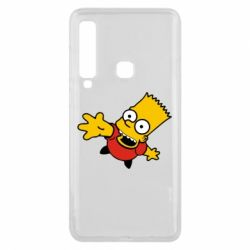 Чехол для Samsung A9 2018 Барт Симпсон