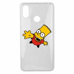 Чохол для Xiaomi Mi Max 3 Барт Симпсон