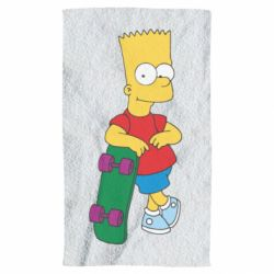 Полотенце Bart Simpson - FatLine