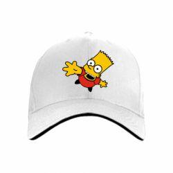 Кепка Барт Симпсон