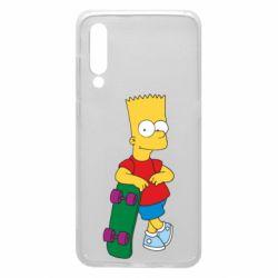 Чохол для Xiaomi Mi9 Bart Simpson
