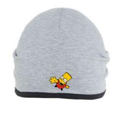 Шапка Барт Симпсон